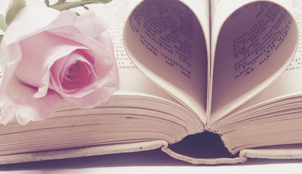 romantyczna roza ksiazka