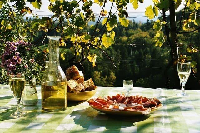 gdzie na pierwszą randkę piknik