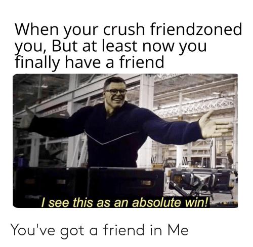 przynajmniej przyjaźń