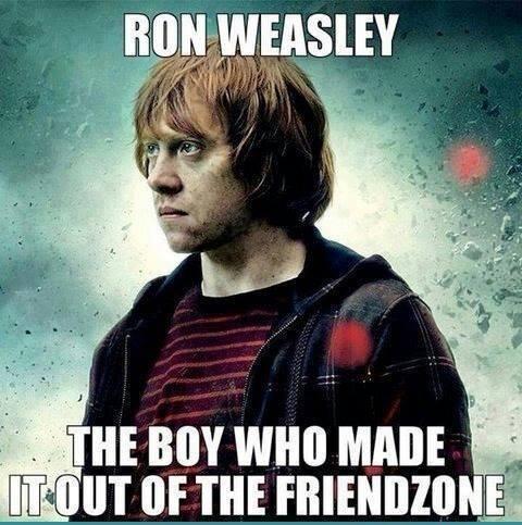 ron weasley mem